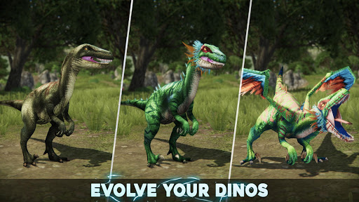 Dino Tamers - Jurassic Riding MMO filehippodl screenshot 1