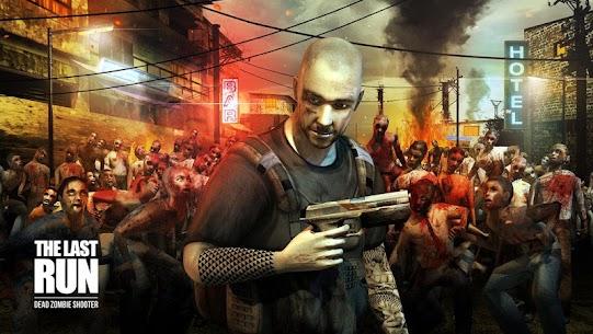 Free Download Last Run: Dead Zombie Shooter MOD (Unlimited Money/Energy) 1.02 7
