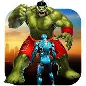 Grand Incredible Monster Superhero City Battle 17