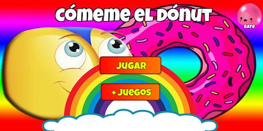 Cu00f3meme el donut !! 0.0.1 screenshots 1