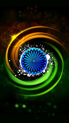Indian Flag Wallpaper Best 4K screenshot 2