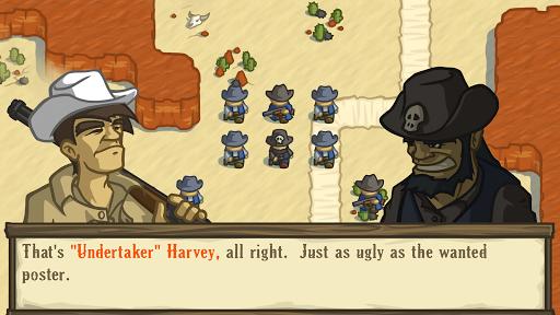 Lost Frontier screenshot 3