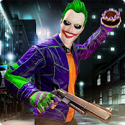 Game City Gangster Clown Attack 3D APK for Windows Phone