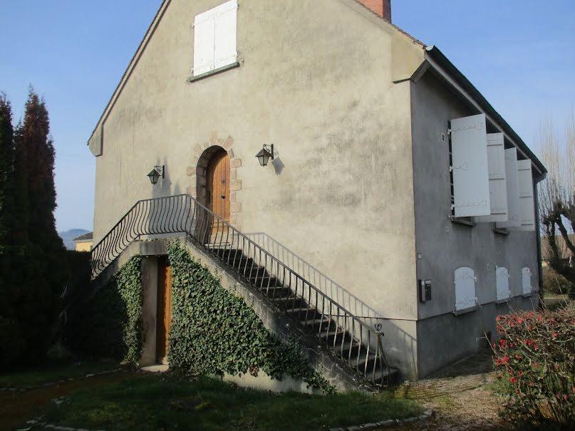 Vente maison 4 pièces 81 m² à Mesvres (71190), 138 000 €
