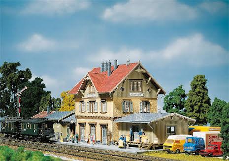 """110107  Station """"Güglingen"""""""