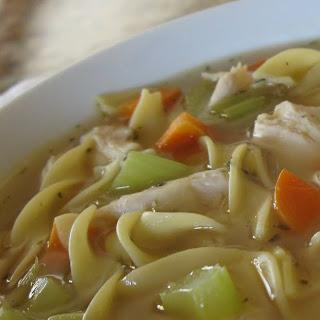 Alex's Chicken Noodle Soup