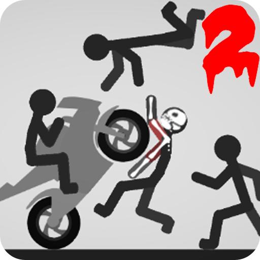 Stickman Dismount 2 Annihilation (game)
