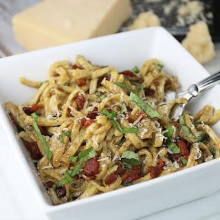 Low Carb Pasta a la Carbonara