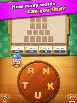 Word Bakery: Cookies Crossword apk screenshot