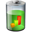 Battery Saver Charts And Stats icon