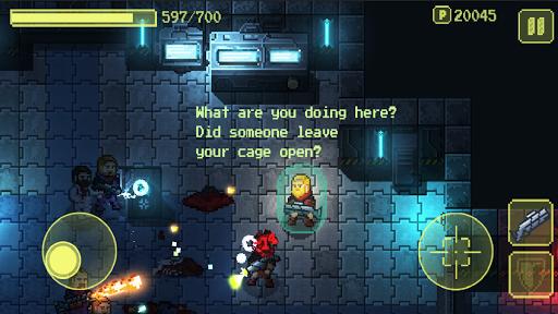 Ailment: space shooting pixelart game filehippodl screenshot 22