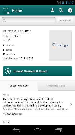 Burns and Trauma