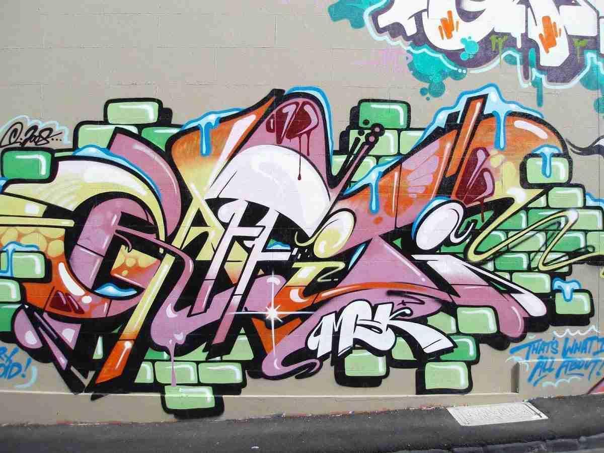 287+ Gambar Desain Tembok Grafiti Paling Bagus