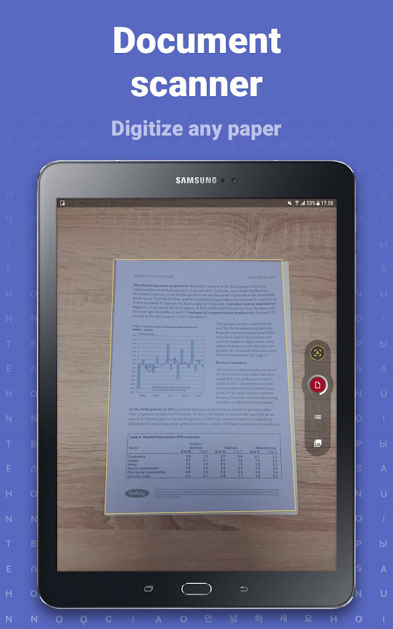 FineScanner AI Pro-PDF Document Scanner App + OCR Screenshot 12