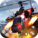 Gunship Battle Hawk Helicopter Ally 3D icon
