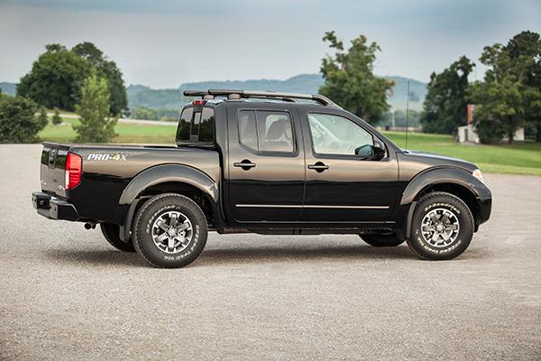 2009-Present Nissan Frontier