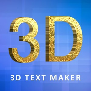 3d Text Maker 2017 Android Apps On Google Play