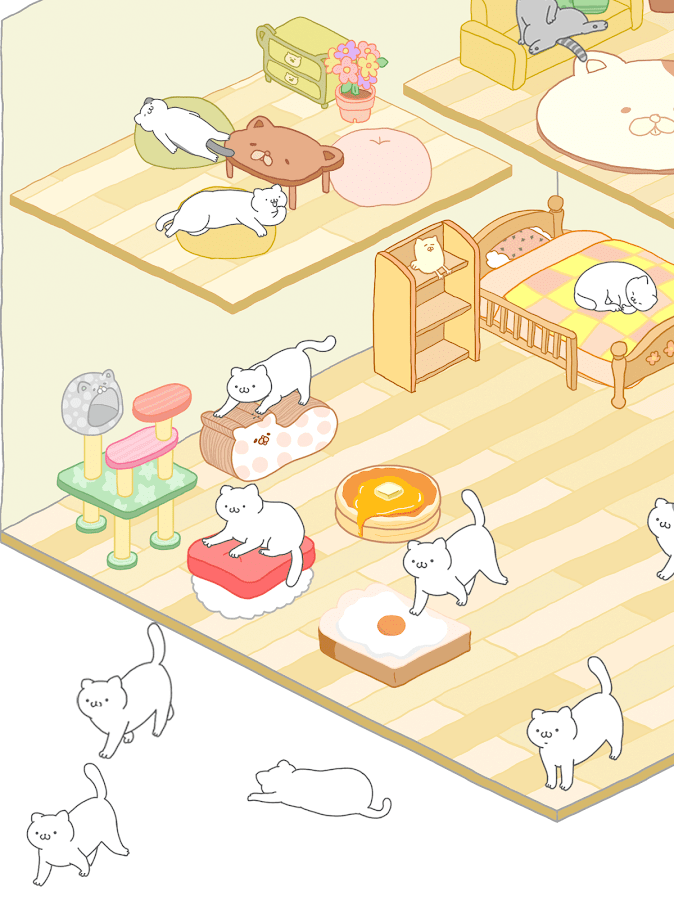 Purrfect Spirits- screenshot