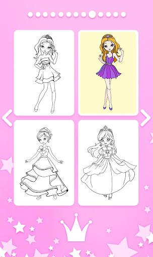 Princess Coloring Book 1.2.4 5