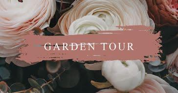 Garden Tour - Facebook Event Cover template