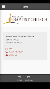West Omaha Baptist - Omaha, NE - náhled