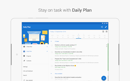 Chaos Control: Task List & GTD 1.7.1 screenshot 562444