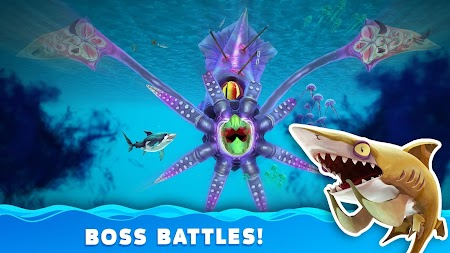 Hungry Shark World APK screenshot thumbnail 5