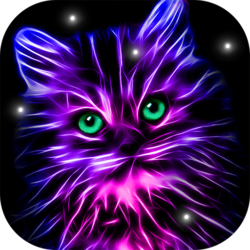 Neon Animals Wallpaper Moving Backgrounds On Google Play