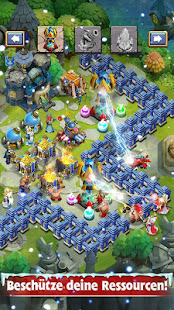 Castle Clash: King's Castle DE 4