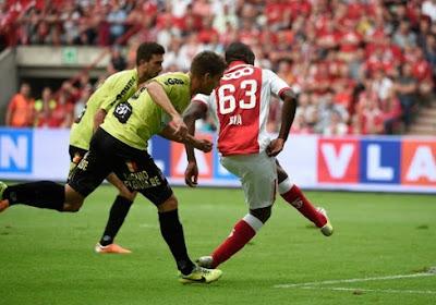 """Man van de match Bia onder de indruk van jong Standard: """"Jongeren deden het goed, maar versterking is welkom"""""""