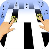 Piano Tile White : Music game