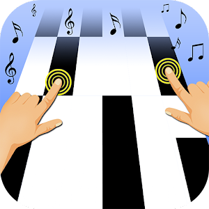 Piano Tile White : Music game for PC and MAC