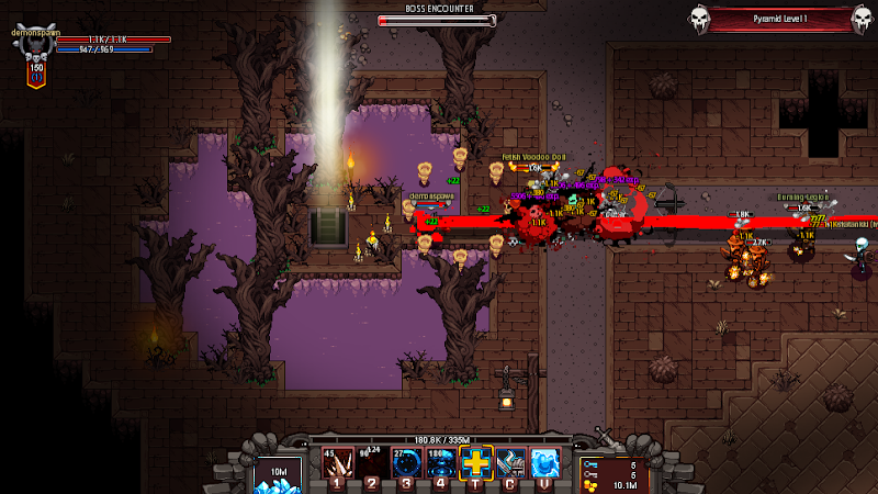 Hero Siege: Pocket Edition Screenshot 13