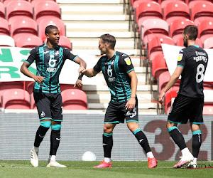 Swansea rejoint Brentford en finale pour la montée en Premier League