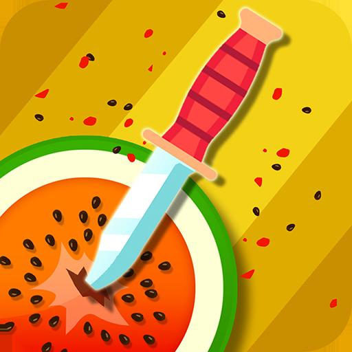 Knife Battle - Hit the target