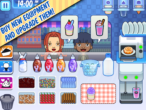 My Ice Cream Truck - Make Sweet Frozen Desserts  screenshots 11