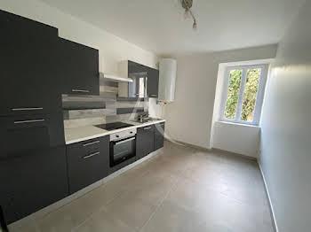 Appartement 2 pièces 49,28 m2