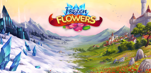 Frozen Flowers APK