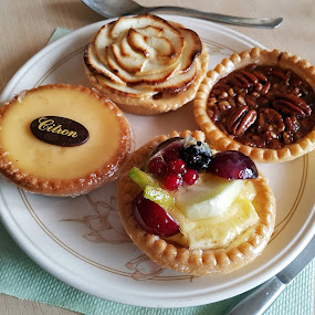 Tarts by Ingrid Anderson-Riley - Food & Drink Candy & Dessert (  )