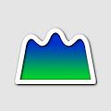 山とも~山の記録とナビゲーション icon
