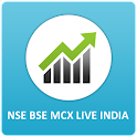 NSE BSE MCX LIVE INDIA icon