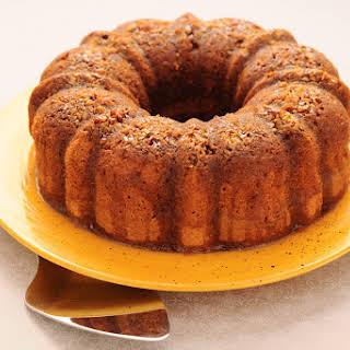 Satsuma Rum Cake.