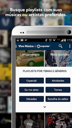 Vivo Música by Napster 5.2.0.333 screenshot 237564