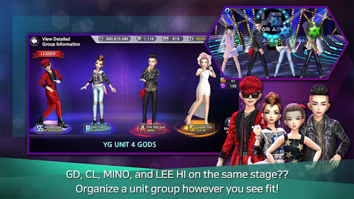 LINE Audition With YG 1.0.1.0 screenshots 4