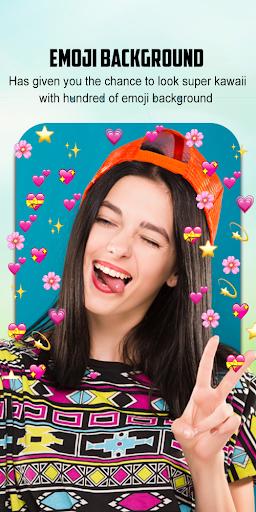 Emoji Background Photo Editor 1.4 Screenshots 10