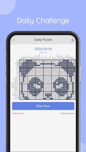 Nonogram - picture cross puzzle game filehippodl screenshot 4