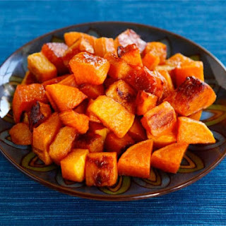 Maple Cinnamon Roasted Butternut Squash Recipe