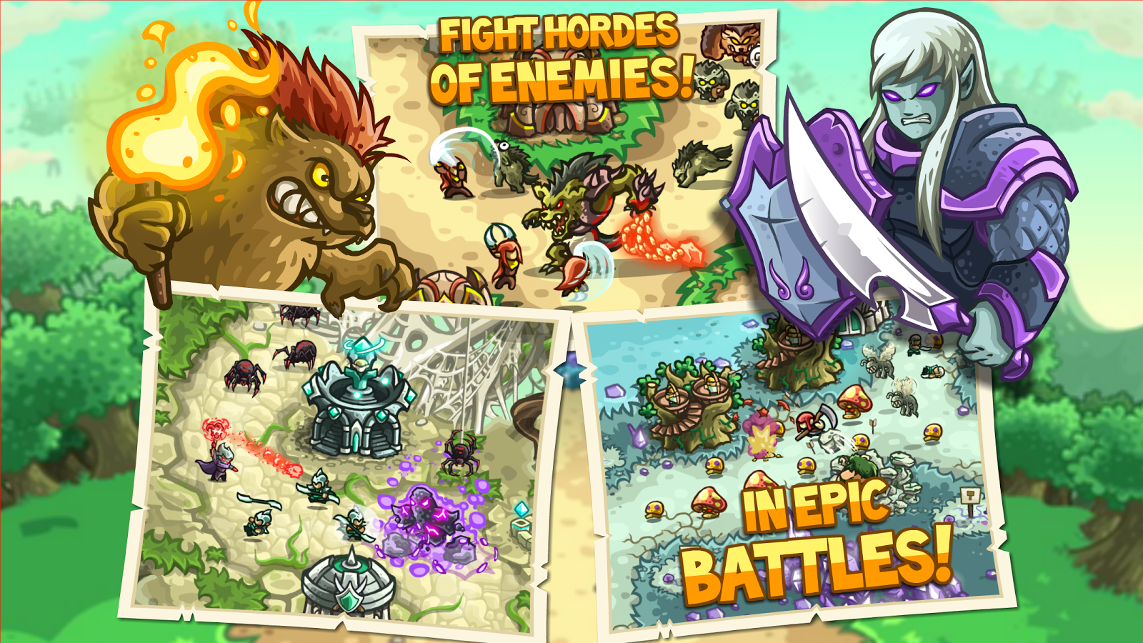 Kingdom Rush Origins 2.0.4 APK 4