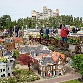 Madurodam by Yury Tomashevich - Buildings & Architecture Public & Historical ( scale, park, exterior, buildings, madurpdam, dutch, historical, architecture, public, netherlands, replica, city,  )