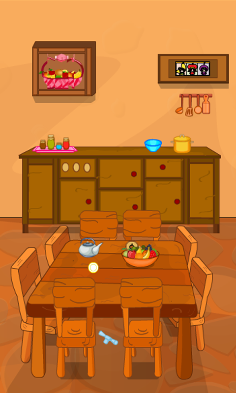 Escape puzzle dining room v1 android apps on google play for Llwyn y brain dining room